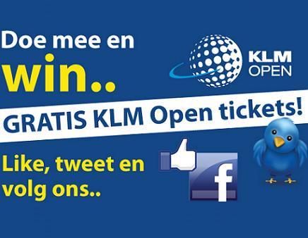 KLM Open kaarten korting