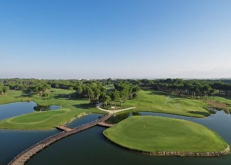 golfbanen belek turkije