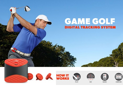 Game-golf-tracking-system