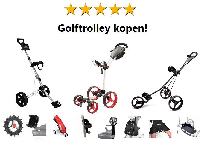 golftrolley kopen