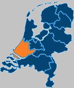golfbanen zuid Holland