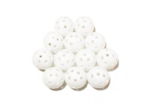 plastic golfballen