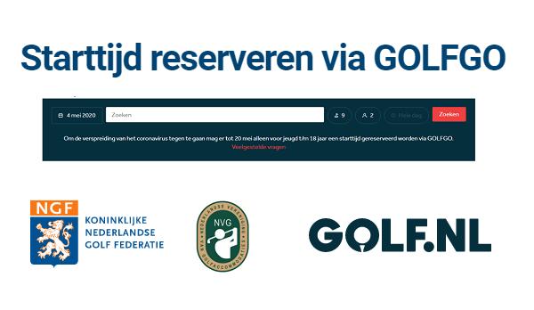 Golfgo-reserveren
