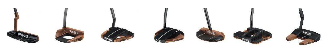 modellen putter golf