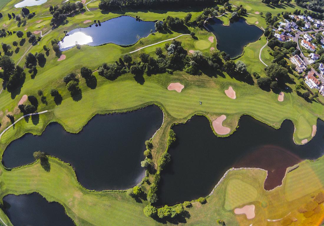 vakantiepark golf