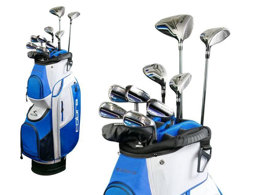 complete beginners golfset