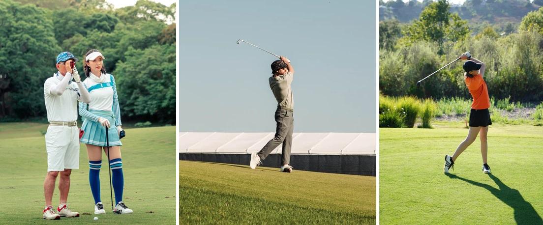 golfkleding trends